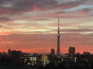 夜明け前の写真・画像素材[1997636]