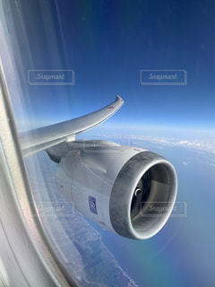空の旅の写真・画像素材[1997637]
