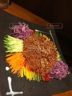 サラダ麺の写真・画像素材[2026546]