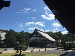 夏の京都の写真・画像素材[2028547]