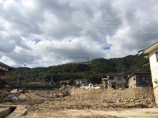 広島八木の災害現場の写真・画像素材[2023787]