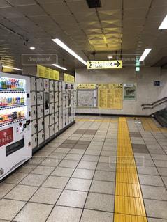駅の写真・画像素材[2003249]
