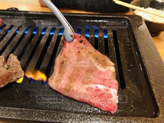 焼き肉の写真・画像素材[2014516]