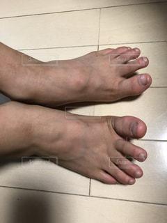 足の写真・画像素材[2264532]
