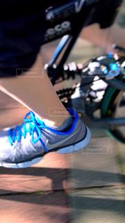 自転車で走る!の写真・画像素材[2826273]