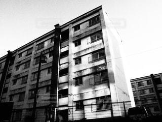 都営住宅の写真・画像素材[3642600]