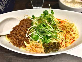 【汁なし担々麺】の写真・画像素材[2019004]