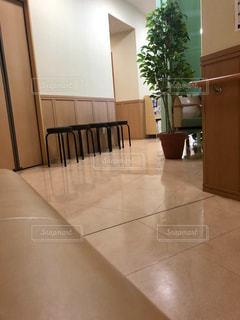 病院の待合室の写真・画像素材[2023871]