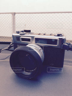 カメラの写真・画像素材[127675]