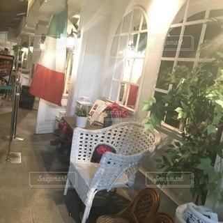 カフェの写真・画像素材[74481]