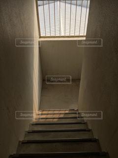 マンション非常階段の写真・画像素材[1979968]