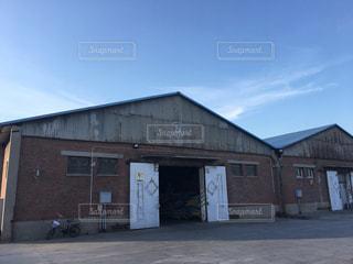 中国の穀物倉庫の写真・画像素材[1984188]