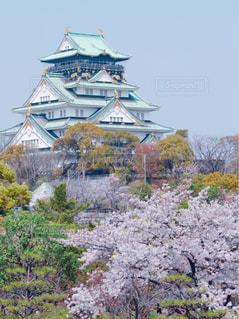 大阪城公園の写真・画像素材[1983651]