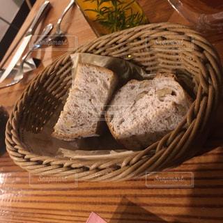 自家製パンの写真・画像素材[2010382]