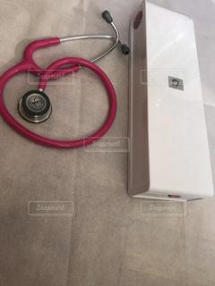 聴診器と血圧計の写真・画像素材[1625303]