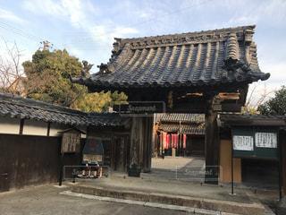 日間賀島 寺の写真・画像素材[2035030]