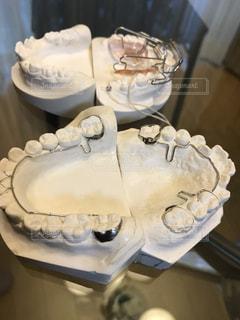 歯科矯正器具の写真・画像素材[2177245]