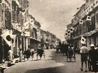 日本に統治された時のシンガポールの写真・画像素材[2312168]