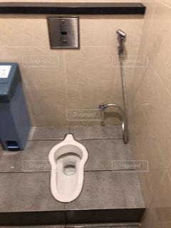 シンガポールの和式トイレの写真・画像素材[2319612]