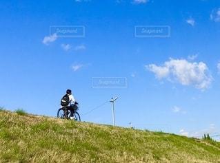 サイクリングの写真・画像素材[2616214]