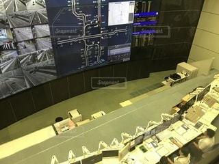 高速道路の管制室の写真・画像素材[2667420]