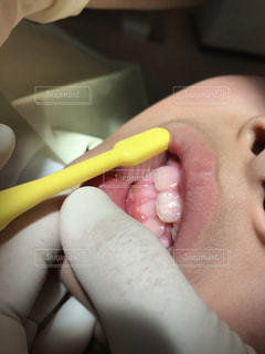 歯磨き指導の写真・画像素材[2779892]