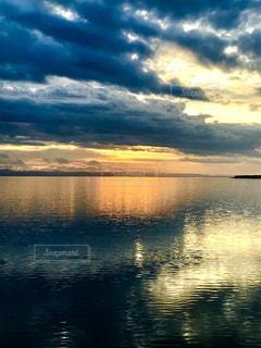 サロマ湖の写真・画像素材[2004062]