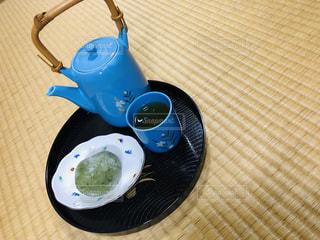 お茶の時間の写真・画像素材[2079345]