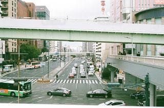 大通りの写真・画像素材[2006907]