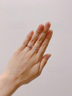 指輪の写真・画像素材[2158917]