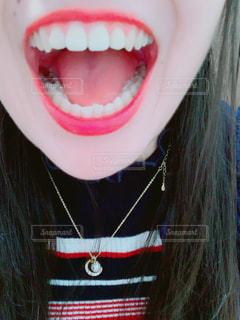 口の写真・画像素材[2349657]