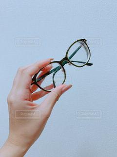 メガネの写真・画像素材[2349696]
