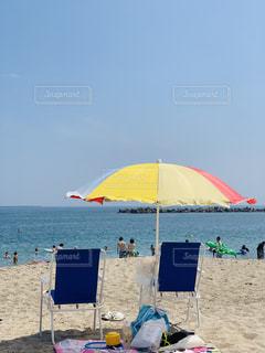海ですの写真・画像素材[2400037]