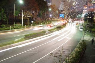 光の線の写真・画像素材[2008566]