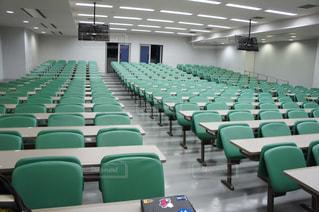 大学の教室の写真・画像素材[2008568]
