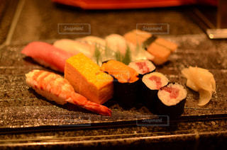 寿司セットの写真・画像素材[2020785]