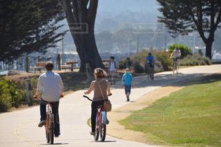 自転車の写真・画像素材[2055549]