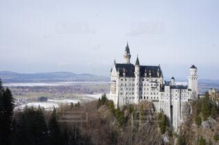 ノイシュバンシュタイン城の写真・画像素材[2058231]