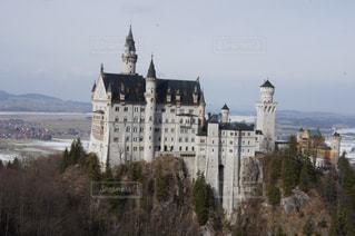 ノイシュバンシュタイン城の写真・画像素材[2058232]
