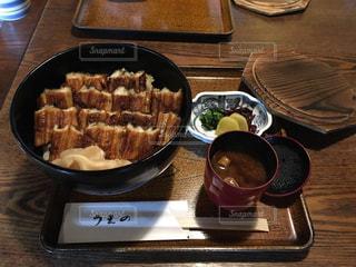 穴子丼の写真・画像素材[2064938]