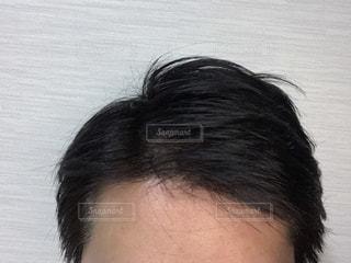 前髪の写真・画像素材[2668282]