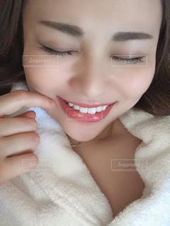 白い歯⭐︎の写真・画像素材[3038067]