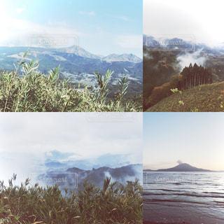九州の山の写真・画像素材[2850977]