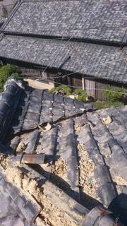 台風被害の写真・画像素材[2009474]