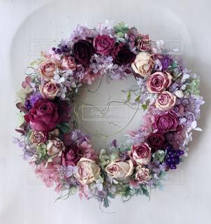 花のクローズアップの写真・画像素材[2188045]