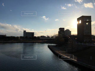 富山環水公園の写真・画像素材[2014661]