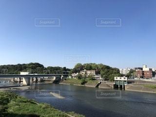 丸子橋からの風景の写真・画像素材[2116733]