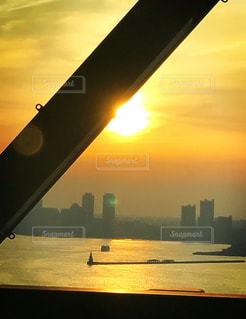 橋の上からの写真・画像素材[2156320]