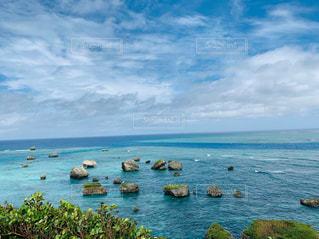 宮古島の海の写真・画像素材[2470009]