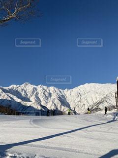 スキー場の写真・画像素材[2013285]